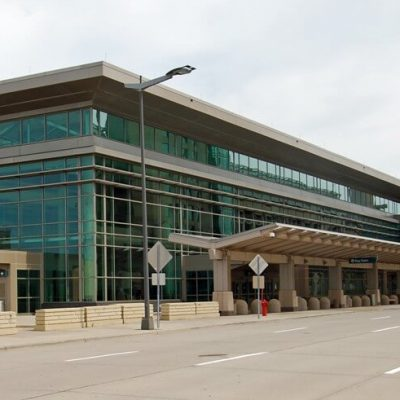 Terminal 2 MSP Intl.